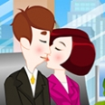 Office Kissing