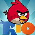 怒っている鳥リオ