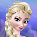 Frozen Elsa maquillage